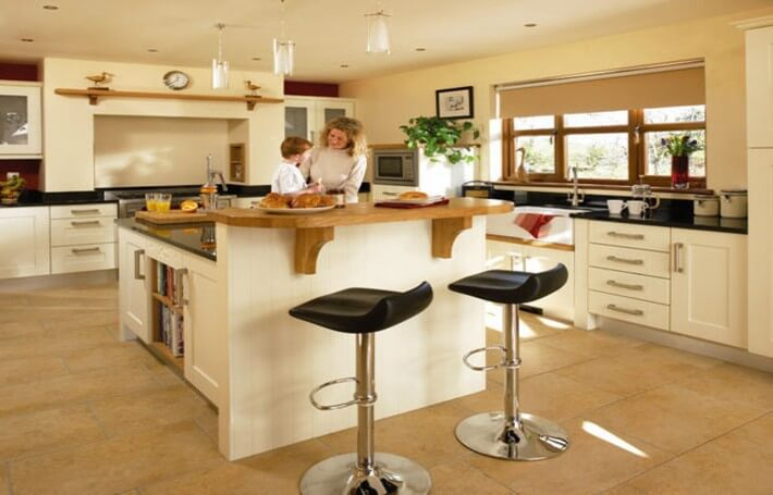 Shaker Ivory Kitchen