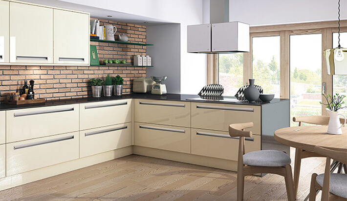 Zurfiz Ultragloss Mussel Kitchen