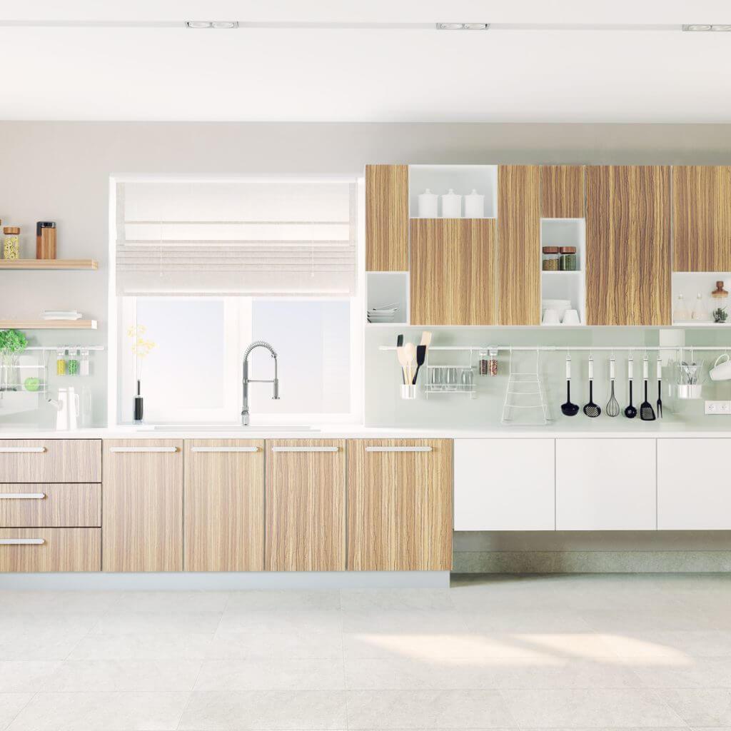 modern kitchen interior designer Stoke