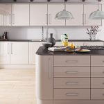 ZURFIZ ULTRAGLOSS CASHMERE new kitchens Stoke