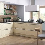 ZURFIZ ULTRAGLOSS MUSSEL kitchen Stoke