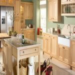 TETBURY NATURAL OAK kitchen Stoke