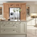 TETBURY PAINTED OAK kitchen Stoke