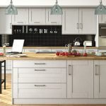 WILTON GREY kitchen Stoke