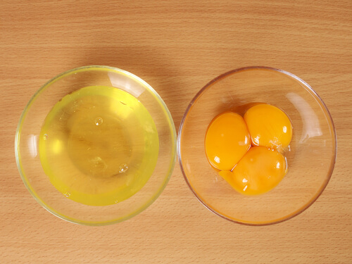 Separating Yolks